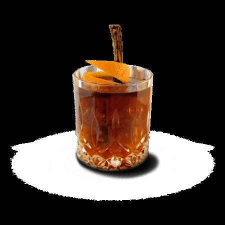 Liquorice-fashioned